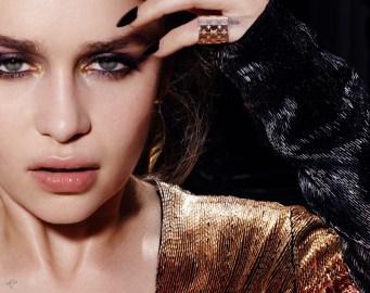 Emilia Clarke For Violet Grey
