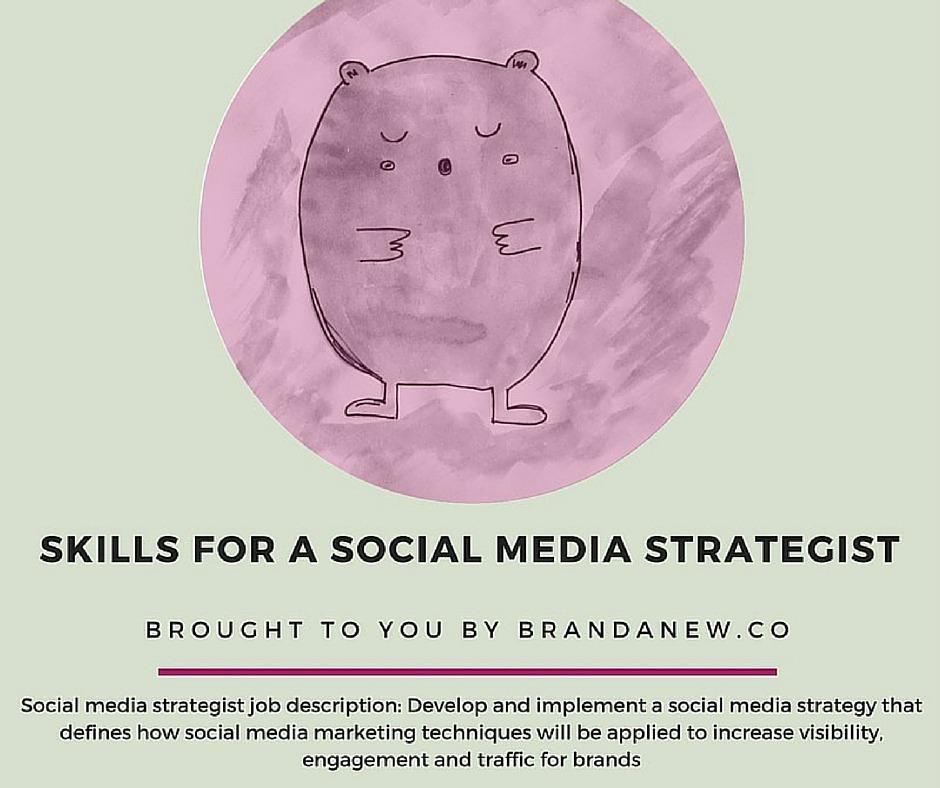 How To Identify A Good Social Media Strategist -