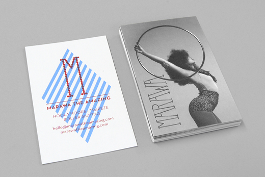 Marawa The Amazing Identity Design 07