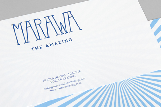 Marawa The Amazing Identity Design 14