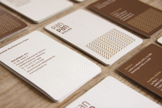PanPan Atelier identity design 09