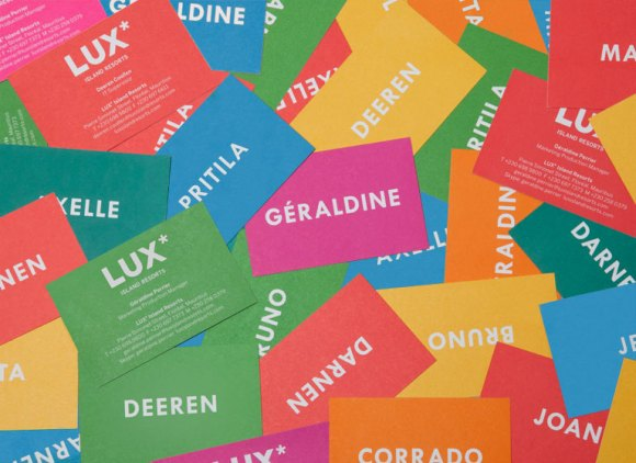 Lux Identity collateral design 07