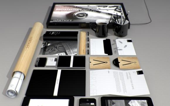 Hårtkiff brand design 08