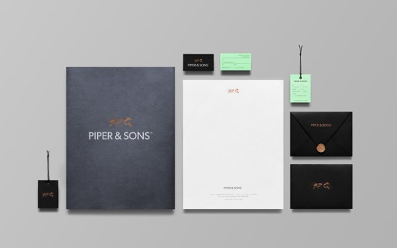 Piper & Sons branding packaging 02