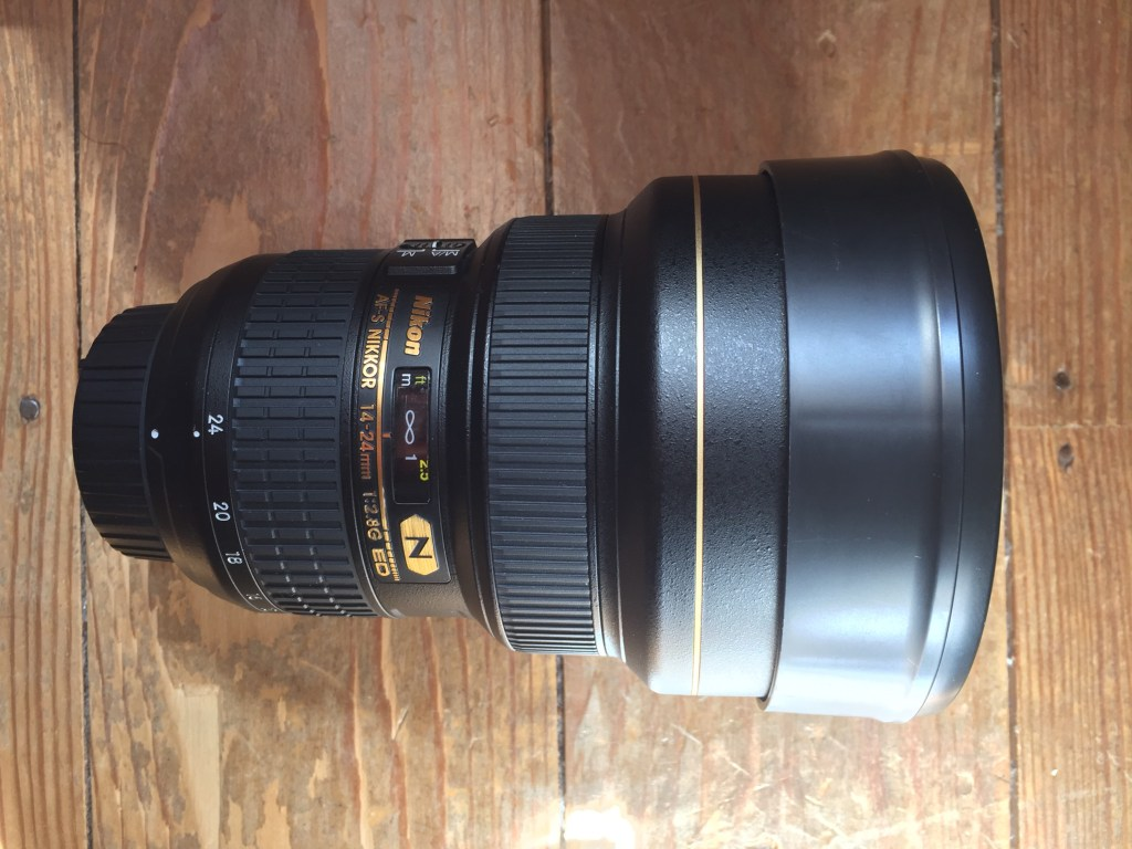 Nikon 14-24mm f2.8 Review