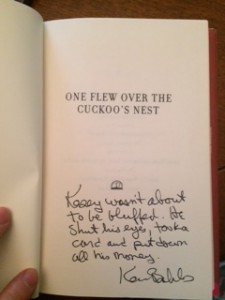 One Flew Over the Cuckoos Nest, Ken Kesey, Ken Babbs, Tsunami Books
