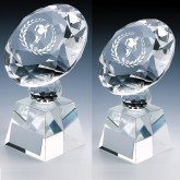 CRYSTAL AWARD cube