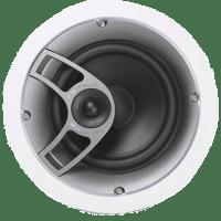 """Polk Audio MC80 8"""" Single In-Ceiling Speaker, Ideal For ..."""