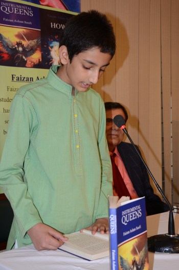 Meet Faizan Aslam Soofi - One of the Youngest Published Authors of the World