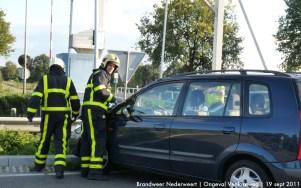 Ongeval Venloseweg Brandweer Nederweert 288