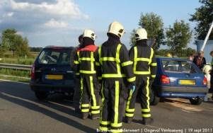 Ongeval Venloseweg Brandweer Nederweert 290