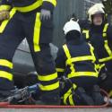 Brandweer oefening THV