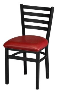 Regal 516 - Metal Kitchen Chair, Steel Frame, Metal Chairs ...
