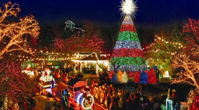 Silver Dollar City Christmas Parade Schedule, Lights Show, Winter Events