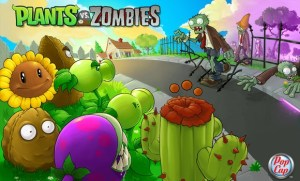 plants vs zombies Android 300x181 Plants Vs. Zombies – PC Review