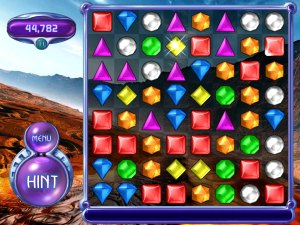 Bejeweled 2 WiiWare Screenshot 300x225 Bejeweled 2 – WiiWare Review