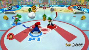 Mario sports mix wii e3 screens 1 300x169 Mario Sports Mix – Wii Review