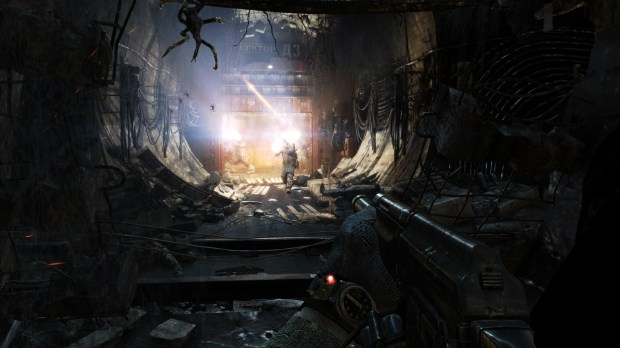 Metro Last Light Screenshot PC PS3 X360 2 1024x576 Metro: Last Light Screenshots – Tokyo Game Show