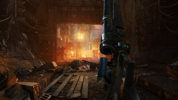 Metro Last Light Screenshot PC PS3 X360 3 1024x576 Metro: Last Light Screenshots – Tokyo Game Show
