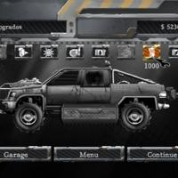 Monochrome Racing PSN Screenshot (2)