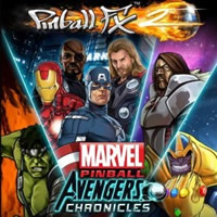Marvel Pinball Avengers Chronicles