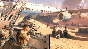 Spec Ops Screenshot 003 300x168 Spec Ops: The Line   Xbox 360 Review