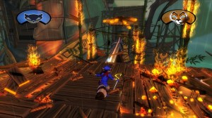 Sly 2 300x168 Sly Cooper: Thieves in Time   PS3 Review