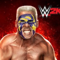 The Ultimate Warrior WWE 2K15