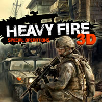 Heavy Fire Special Operations 3D Review