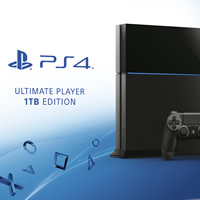 NEW 1TB PS4 Ultimate Player Edition