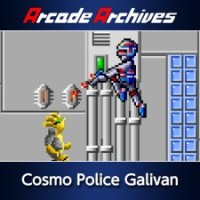 Arcade Archives Cosmo Police Galivan Review