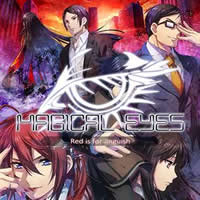 Magical Eyes-Red is for Anguish PC Game Review