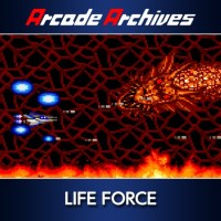 Arcade Archives Life Force Review