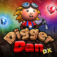 Digger Dan DX 3DS Review
