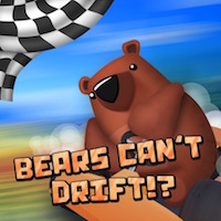 Bears Can't Drift!? PS4 Review