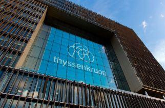 thyssenkrupp investe em nova plataforma para loja de peças online