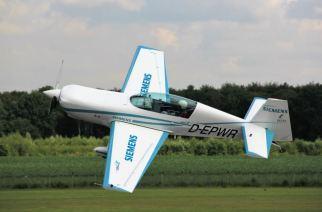 Siemens desenvolve motor com sistema de propulsão recordista