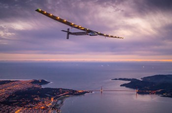 Covestro participa de volta ao mundo a bordo do Solar Impulse