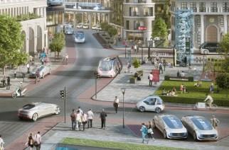 Bosch desenvolve sistema automatizado e sem motorista