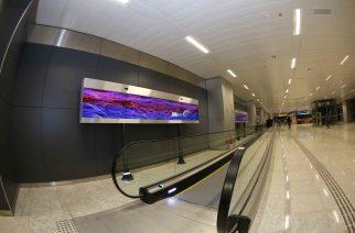 thyssenkrupp opera em Aeroporto Internacional de São Paulo