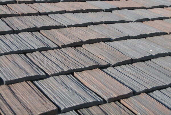 1 Synthetic Shake Roofing Best Composite Cedar Shake