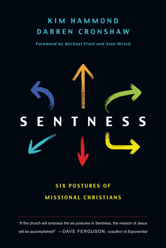 Sentness by Hammond and Cronshaw - Missional Christians