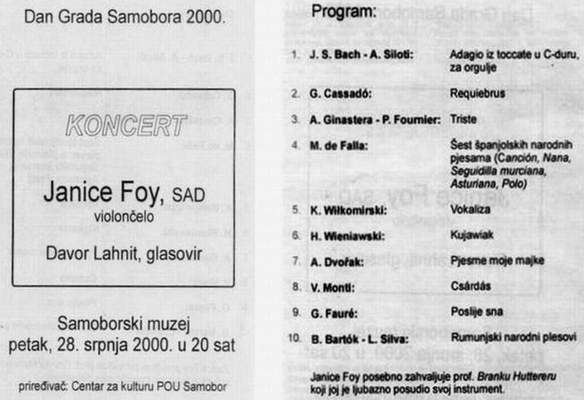Sample Concert Program Sample Event Program Sample Event Program - event program