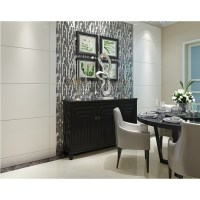 Metal Wall Tiles Backsplash | Tile Design Ideas