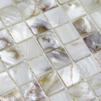 "Mother of pearl tile 4/5"" natural shell tiles kitchen ..."