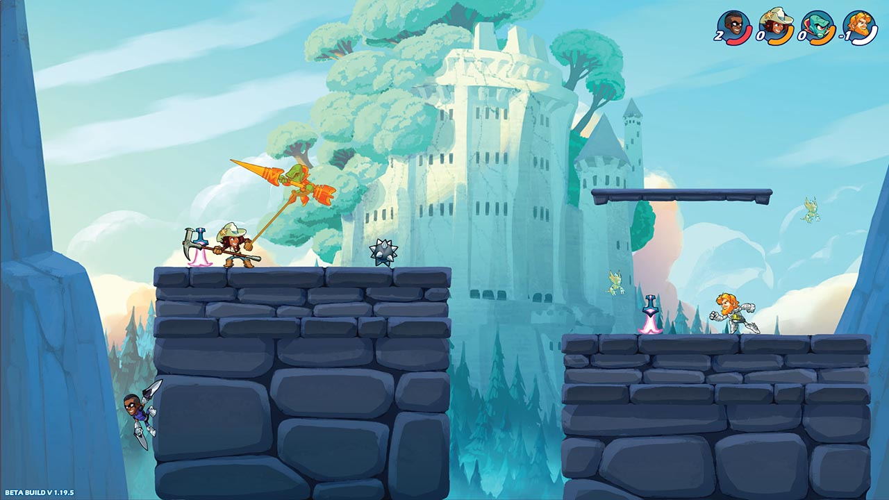 Ps4 Games Hd Wallpapers Welcome To Brawlhalla The Free To Play Fighting Game