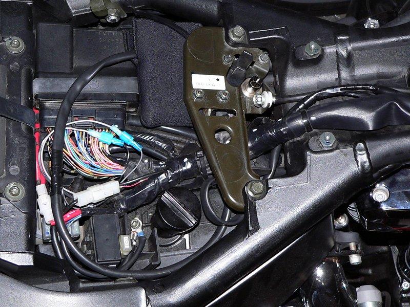 2002 yamaha roadstar warrior wiring harness