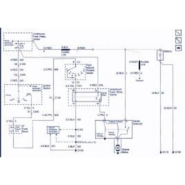 golf cart light wiring diagram with relay