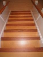 Brazilian Cherry Hardwood Stair Treads