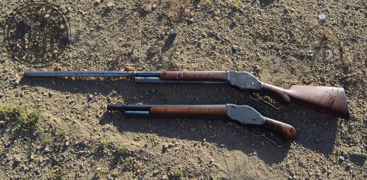 Wtw Winchesters Model 1887 Shotgun Almost Wasnt